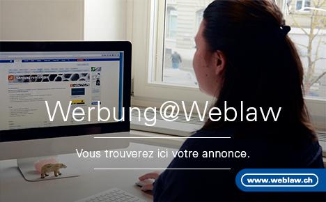 Werbung@weblaw.ch