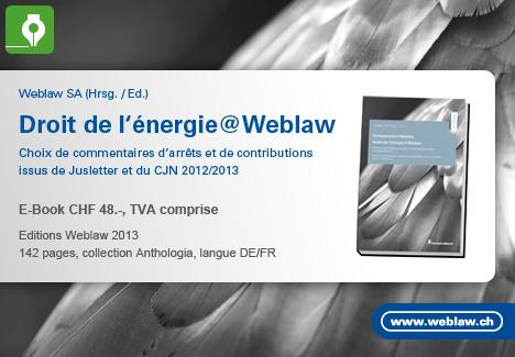 Energierecht@Weblaw fr