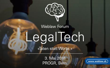 LegalTech Forum Weblaw