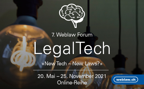 7. Weblaw Forum