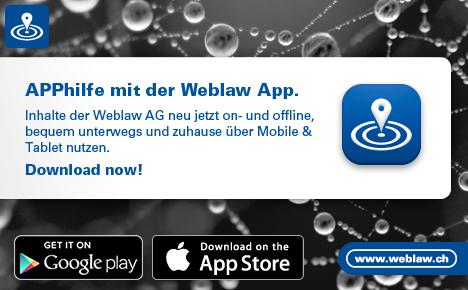 Weblaw App