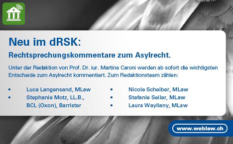dRSK Neues Team