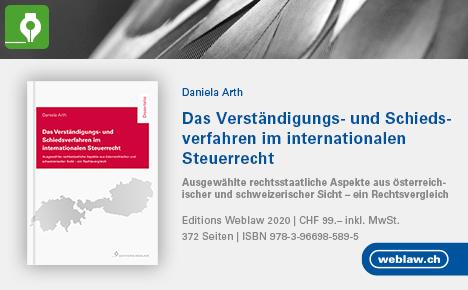 Werbung Daniela Arth Buch