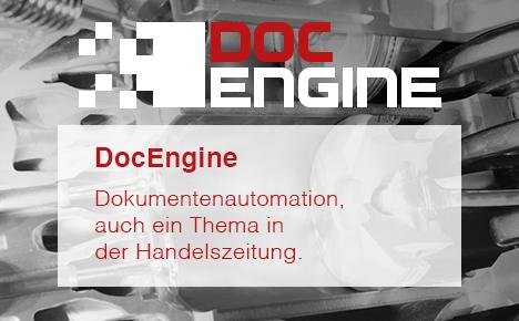 Werbung DocEngine