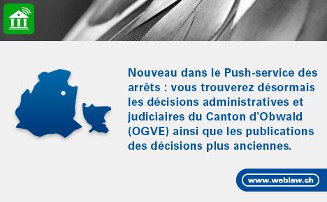 Push Service Obwald