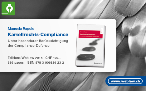 Kartellrechts-Compliance