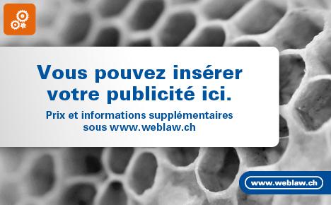 Edition publicitaire Weblaw