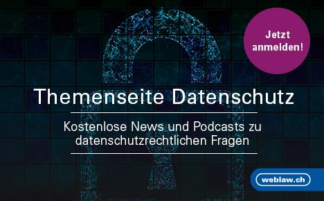 Themenseite Datenschutz